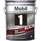 モービル モービル1 5W-50 SN A3/B3,A3/B4 化学合成油 20L
