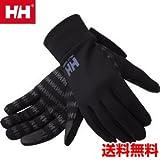 ヘリーハンセン(HELLY HANSEN) ネオフィットフリースグローブ(NEOFIT FLEECE Glove) HOA91654 K ブラック XS