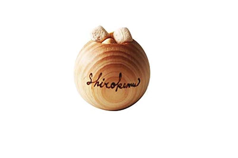 ながら啓発する前奏曲shirokemu 国産 天然 ひのき 木目調 アロマポット 木製 アロマデュフューザー 35mm ( アロマオイル エッセンシャルオイル用 ひのきキューブ )