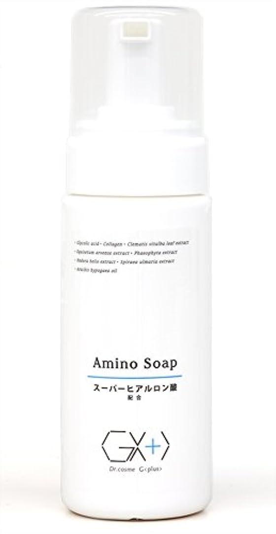 同志ロゴクライアントG+アミノソープ (プッシュ式泡タイプ洗顔料)
