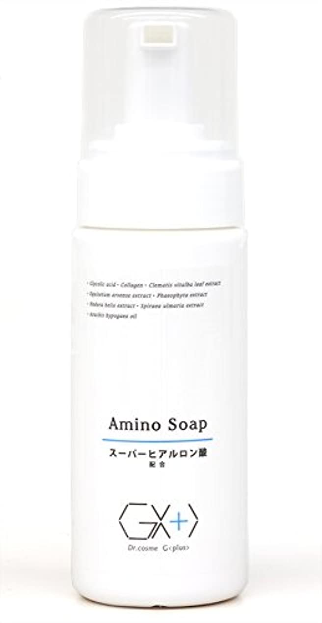 発見する外向き真空G+アミノソープ (プッシュ式泡タイプ洗顔料)