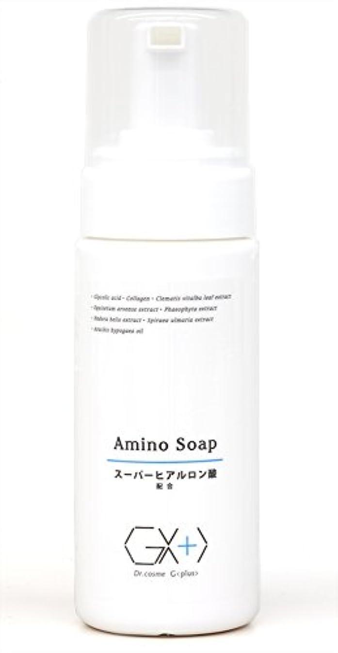 キャスト処分した状況G+アミノソープ (プッシュ式泡タイプ洗顔料)