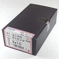 大里:ユニクロ タッピング 鍋 3×10 2500個入 549-103