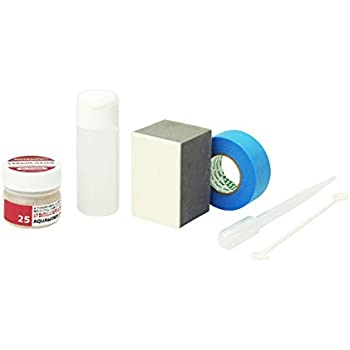 ガラス研磨用高品質酸化セリウムセット25g/合わせガラス強化ガラス両対応 AquaWing(アクアウイング)