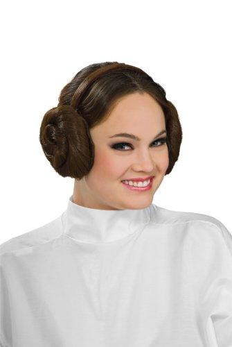 Star Wars-Princess Leia Headband スターウォーズレイア姫カチューシャ♪ハロウィン♪サイズ:One-Size