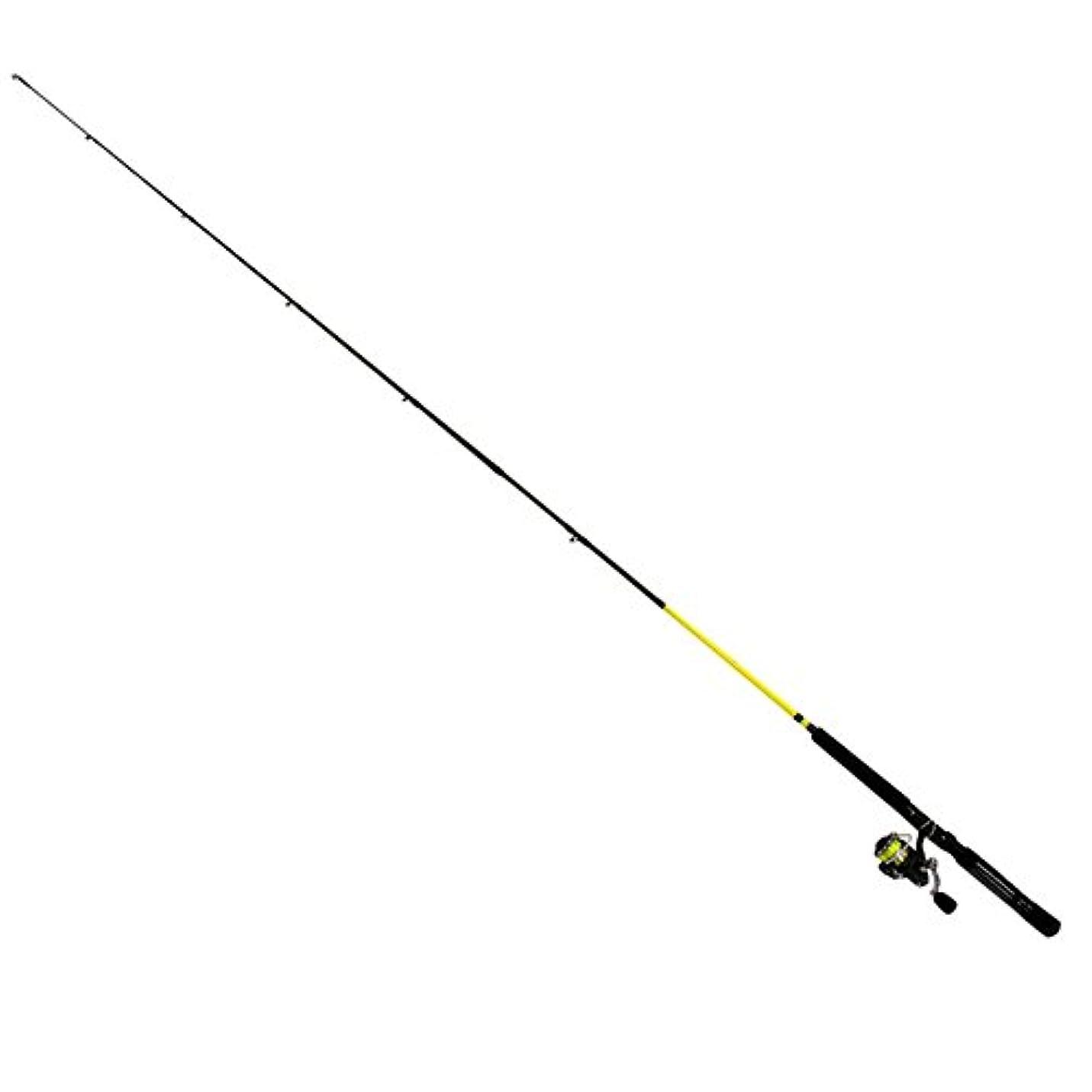 急性主張維持Lews釣りMr。CrappieスラブDaddyジグ/トロールSpinningコンボ、7 '長2ピースロッド