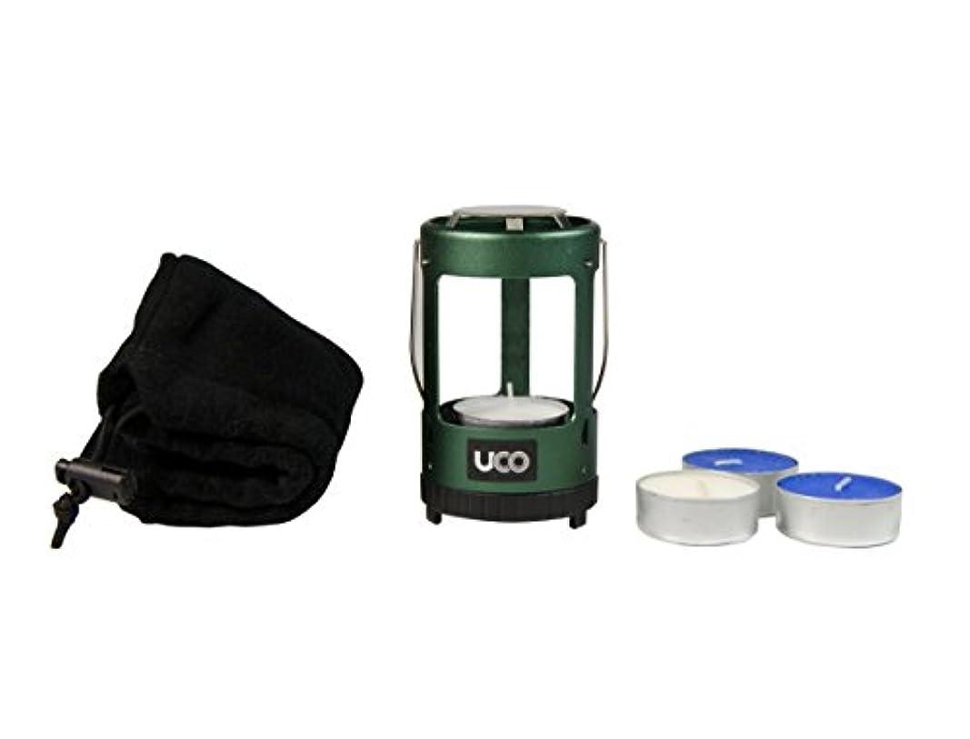 技術データ理容師UCO Mini Candle Lantern Kit Value Pack with 4 Candles and Storage Bag by UCO