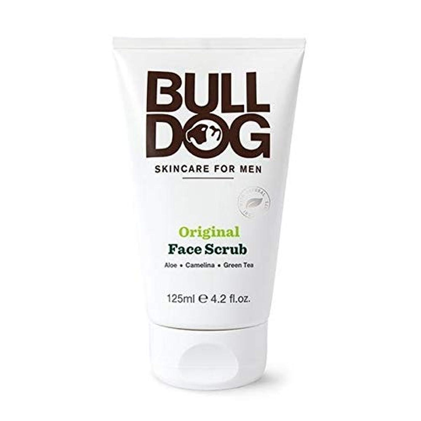 伴うシンク底[Bulldog] ブルドッグ、元の顔スクラブ125ミリリットル - Bulldog Original Face Scrub 125ml [並行輸入品]