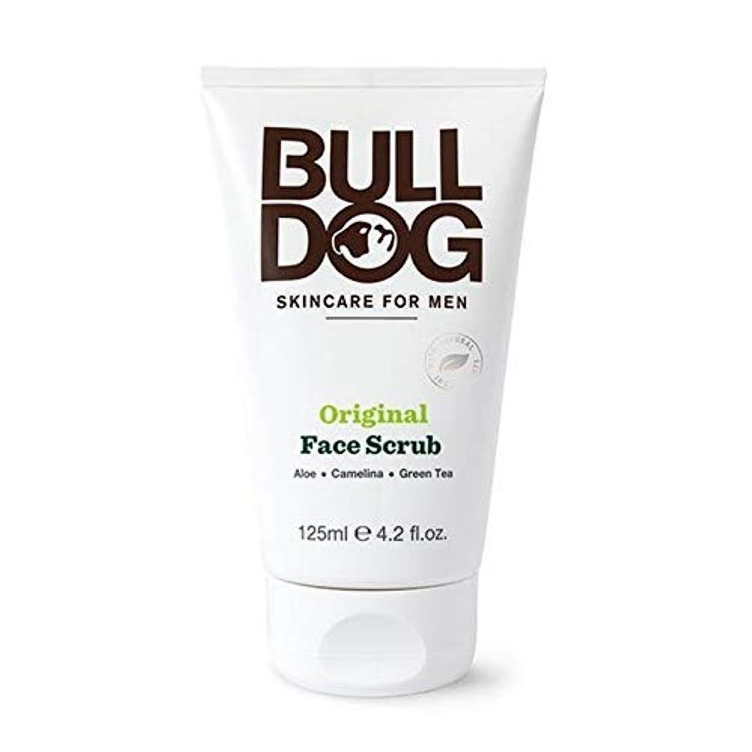 サイレント勝利した段階[Bulldog] ブルドッグ、元の顔スクラブ125ミリリットル - Bulldog Original Face Scrub 125ml [並行輸入品]