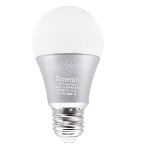 Rowrun センサーライト 搭載レーダー探知機 LED電球...