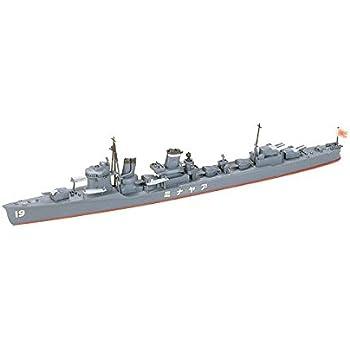 タミヤ 1/700 ウォーターラインシリーズ No.405 日本海軍 駆逐艦 綾波 プラモデル 31405