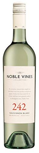 Vineyards デリカートヴィンヤーズ 数多くの輝かしい受賞歴を持つワイナリーが造るフローラルで柑橘系の果実味たっぷりの白ワイン ノーブルヴァイン 242 ソーヴィニヨンブラン 750ml