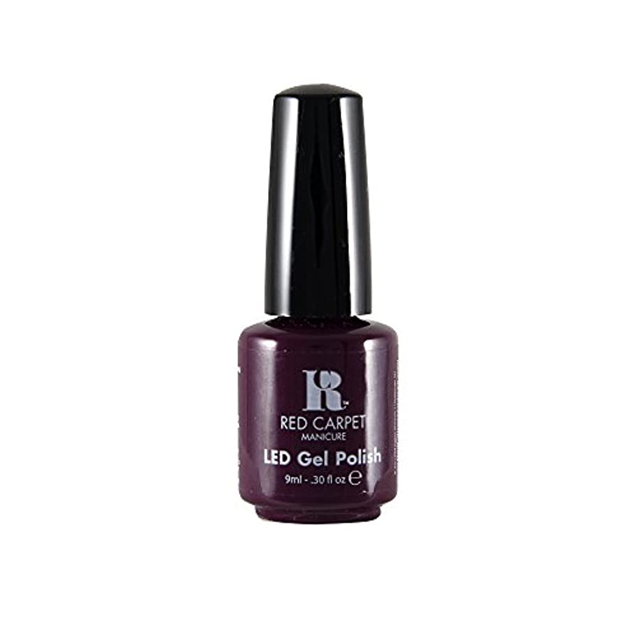 ハイライト浴イブRed Carpet Manicure - LED Nail Gel Polish - Thank You, Thank You - 0.3oz / 9ml