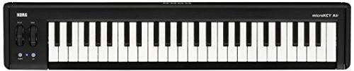 KORG ワイヤレス接続対応MIDIキーボード microKEY2-49AIR マイクロキー2 エアー 49鍵モデル