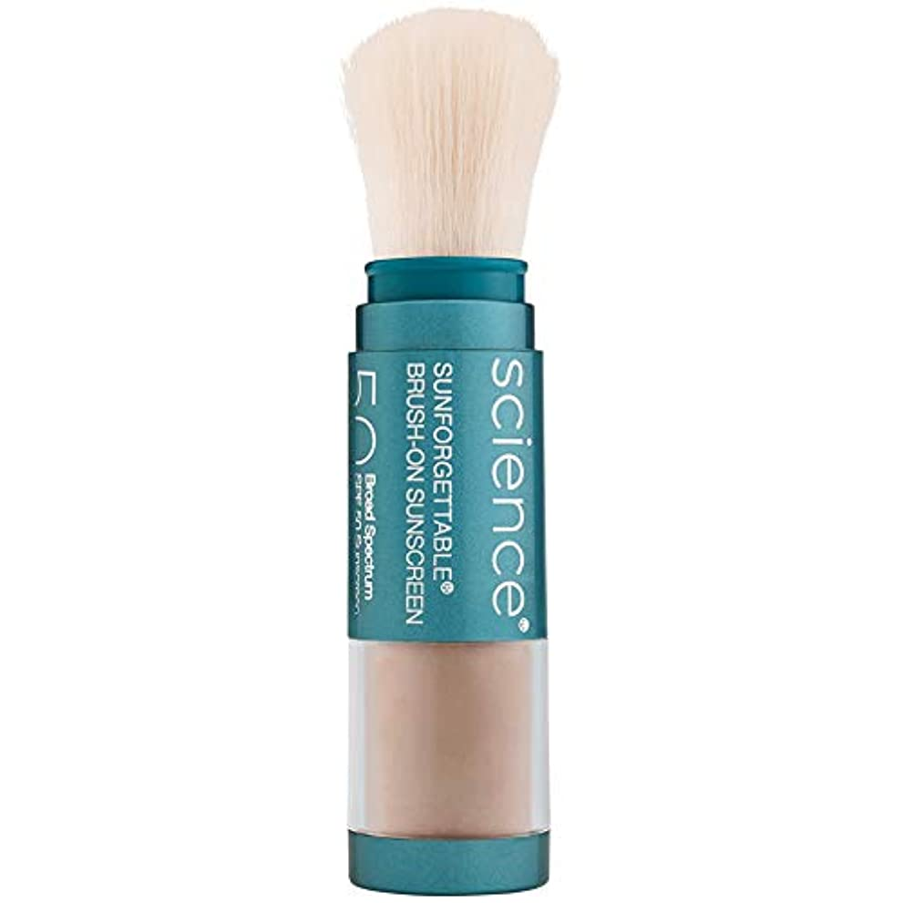 香水活力ピルファーSunforgettable Brush-On Sunscreen SPF 50 - Tan