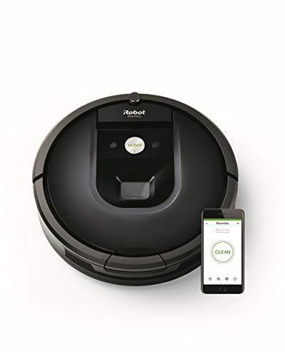 【特別仕様】ルンバ985 アイロボット ロボット掃除機 Wi-Fi対応 スマホ連動 マッピング 自動充電・自動再開 強い吸引力 カーペットブースト R985060【Alexa対応】