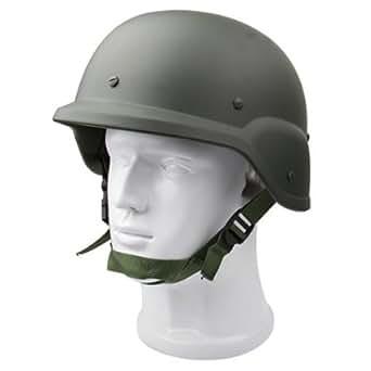 [Jack-Army]正規代理店 サバゲー 基本 装備[SWAT M88 フリッツヘルメット]OD 緑 ミリタリー サバイバル