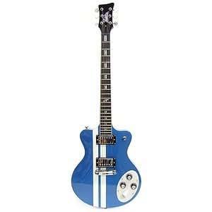 Italia Maranello Speedster II Electric Guitar - Blue エレキトリックギター エレキギター【並行輸入】