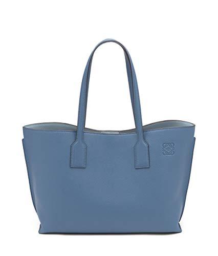 (ロエベ) LOEWE バッグ レディース T ショッパー バッグ バーシティ青い石青 (並行輸入品)