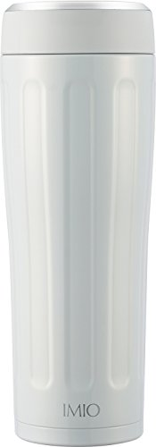 和平フレイズ 水筒 タンブラー 480ml ポータブル 真空断熱 ホワイト イミオ IM-0004