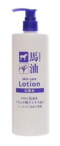 馬油&ハトムギ種子エキス配合化粧水 500ml