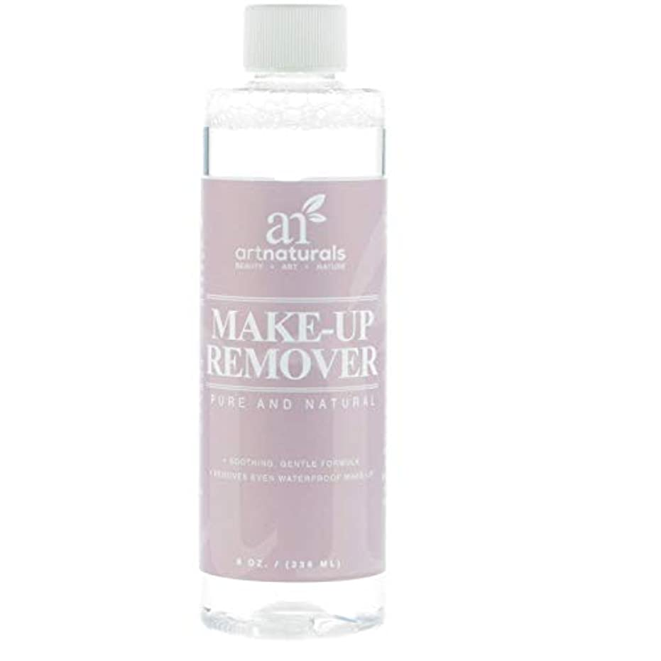 コンパス歌う地中海ArtNaturals Makeup Remover, Oil Free, Natural Cleansing Cosmetics, 8.0 o
