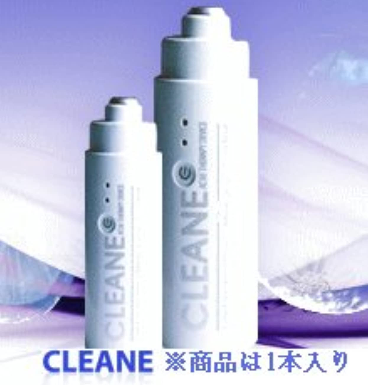 すりコミットメント財産LEDブルーライトとサーマルスポットシステムでニキビケア クリアネ CLEANE