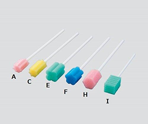 プロシェア口腔ケアスポンジ(プラ軸)F (1本/袋×50袋)