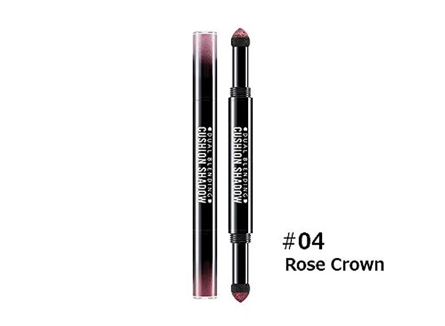 バドミントン新しさ支払いミシャ (Missha) デュアル ブレンディング クッション シャドウ(Dual Blending Cushion Shadow) #4.Rose Crown [並行輸入品]