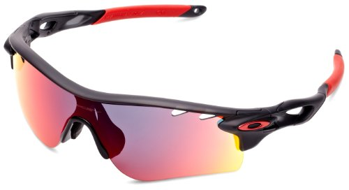 (オークリー)OAKLEY Radarlock Path OO9206-06  Matte Black Ink w/+Red Iridium Free