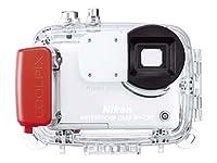Nikon wp-cp5防水ケースfor Coolpix s1& s3デジタルカメラ