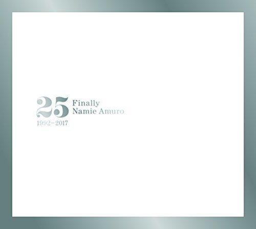 安室奈美恵 Finally(DVD付)(スマプラ対応) 通常盤(初回盤終了)