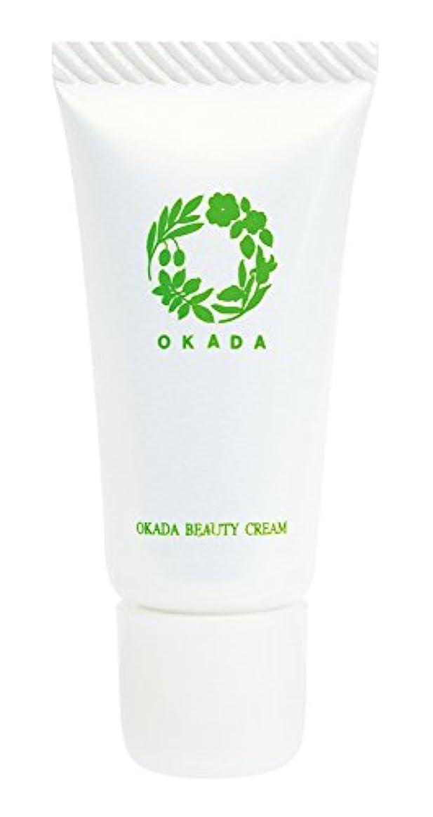 呼吸する致命的クラブ無添加工房OKADA 合成界面活性剤 無添加 岡田美容クリーム 8g