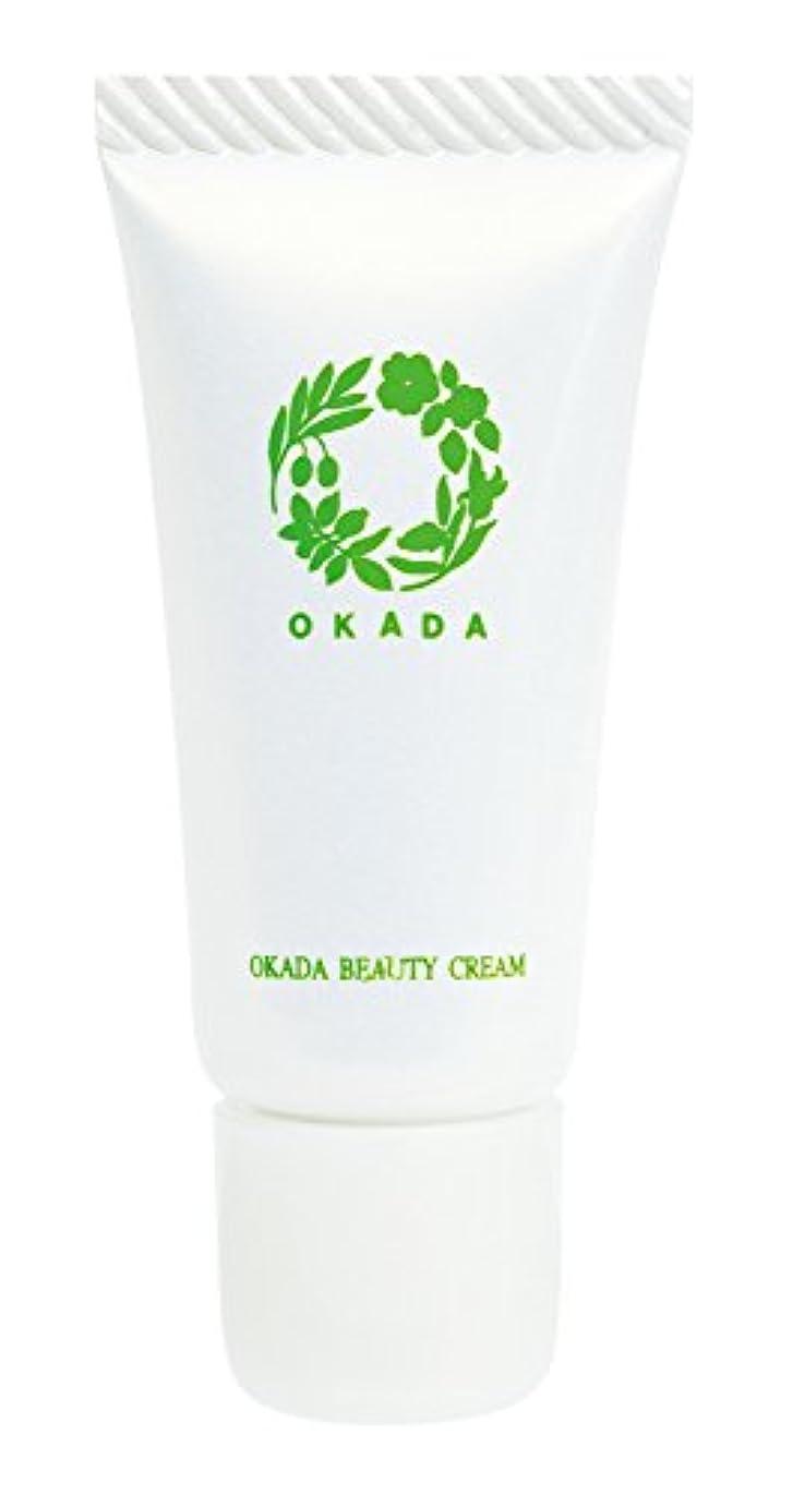 テセウス移住する肯定的無添加工房OKADA 合成界面活性剤 無添加 岡田美容クリーム 8g
