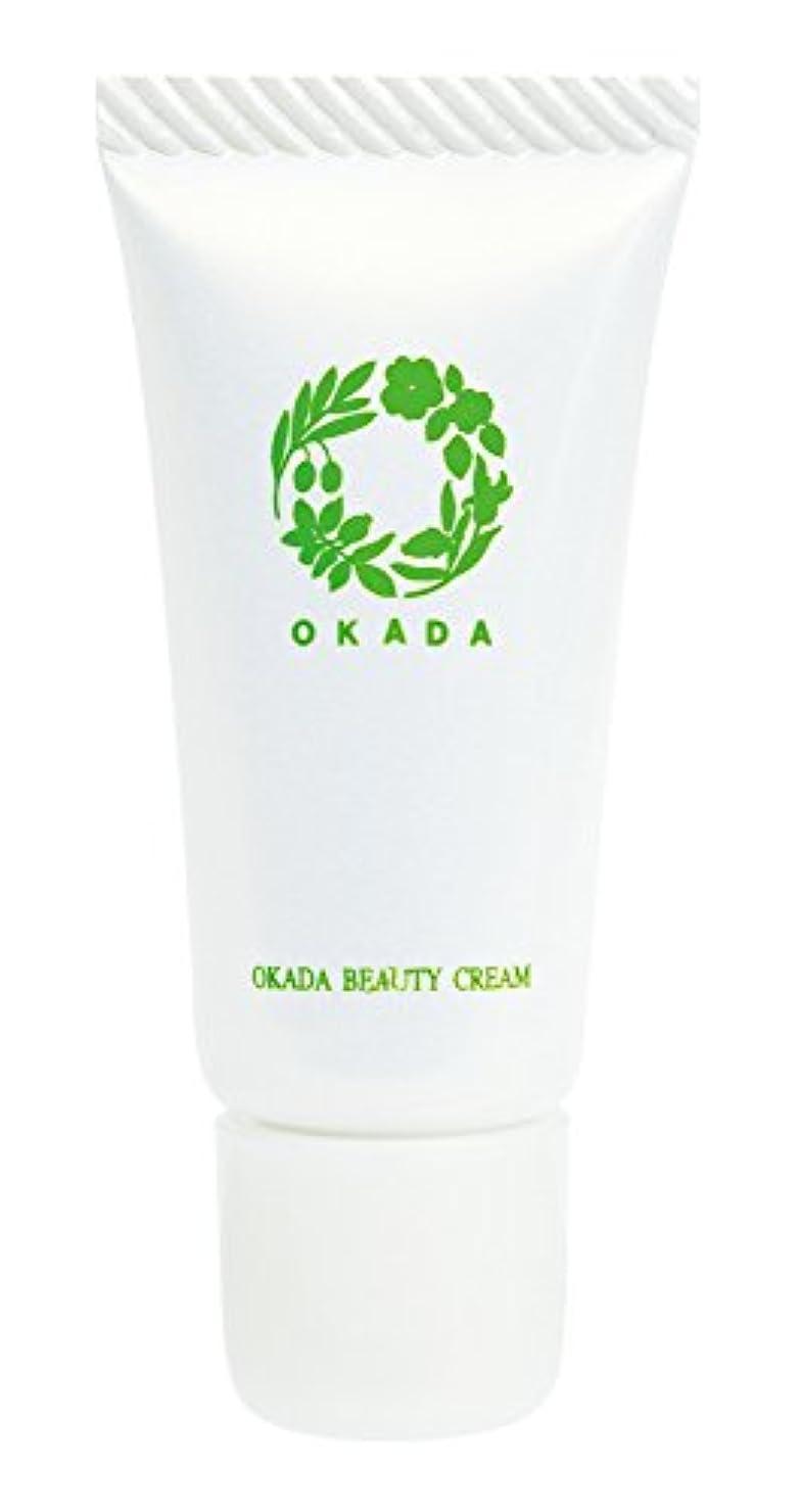 時代知的十分ではない無添加工房OKADA 合成界面活性剤 無添加 岡田美容クリーム 8g
