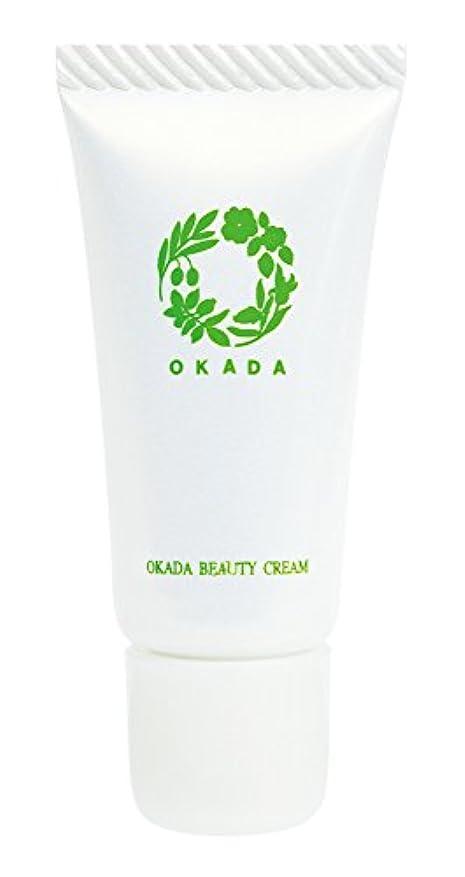 酔っ払いルー他の日無添加工房OKADA 合成界面活性剤 無添加 岡田美容クリーム 8g