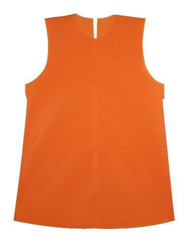 アーテック 衣装ベース J ワンピース キッズコスチューム オレンジ 男女共用 着丈700cm...