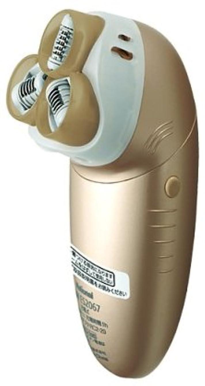 上に自分のコンプリートパナソニック ソイエ(シェーバーヘッド付)トリプルスピン泡脱毛 ゴールド調 ES2067-N