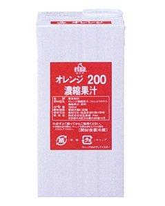 【エトナ】200%オレンジジュース1L×6