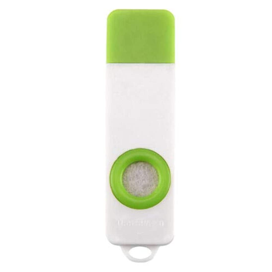 グレー庭園違反FidgetGear 1pc USB Car Aromatherapy Diffuser Aroma Humidifier Essential Oil 4 Color Fashion Green ワンサイズ