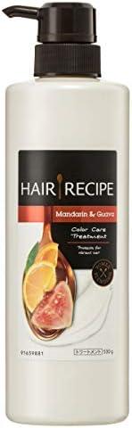 Hair Recipe Smooth Treatment Almond and Vanilla Shampoo, 530 ml