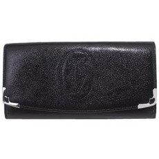 Cartier 【カルティエ】 L3000911 ブラック 長財布 MARCELLO