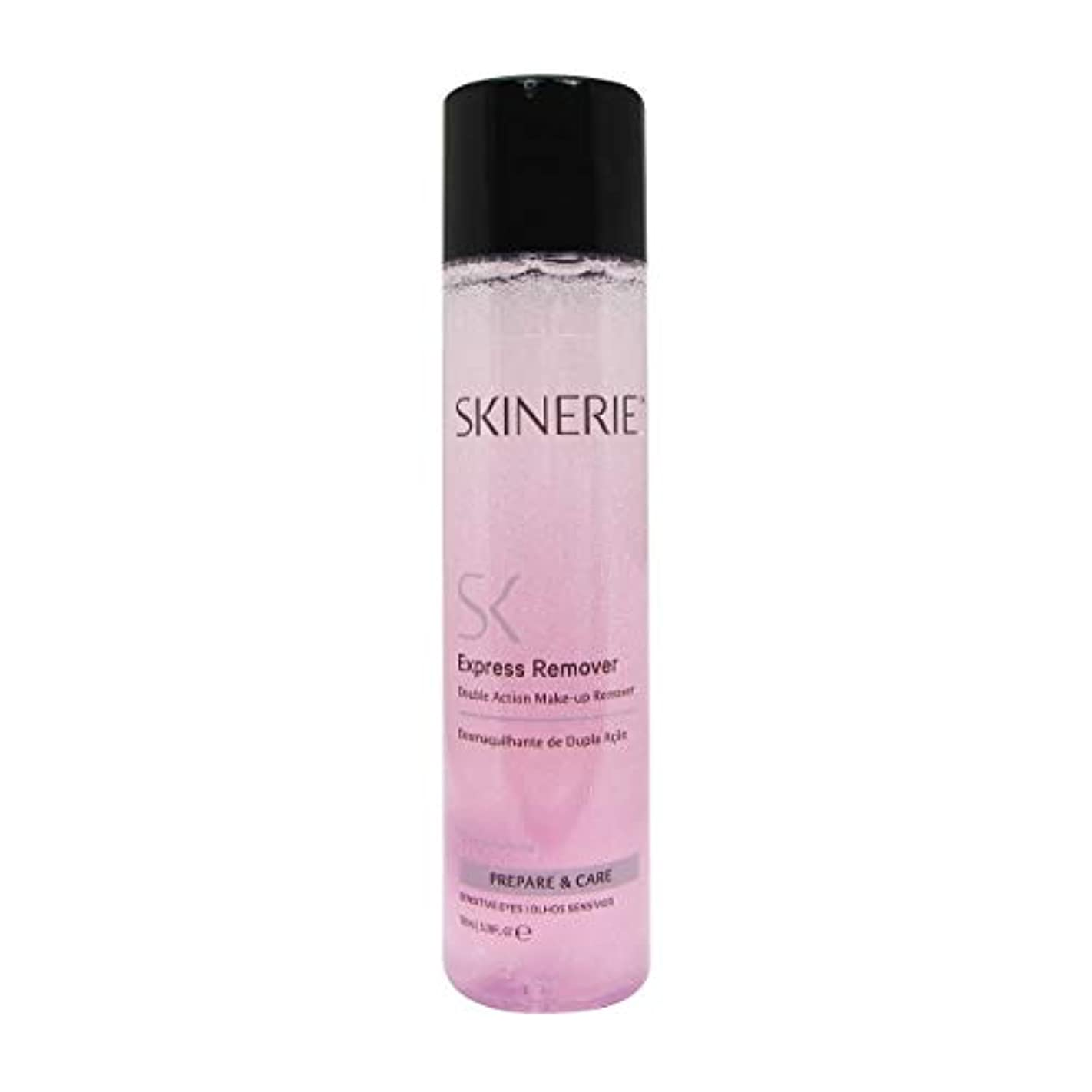 良さ周術期銃Skinerie Prepare And Care Express Remover Biphasic Cleanser 150ml [並行輸入品]