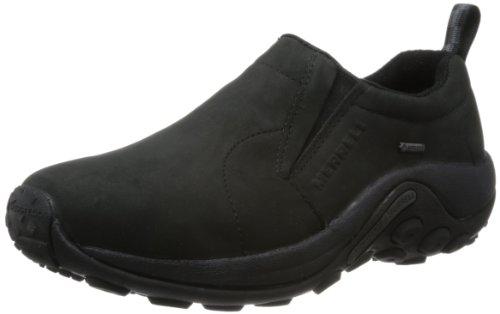 [メレル] ウォーキングシューズ ジャングルモックゴアテックス メンズ J42301 Black Black 8(26cm) 2E