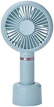 コイズミ 携帯扇風機 ハンディファン 手持ち/卓上両用 静音設計 ミニ USB 充電式 3段階風量調節 グリーン KPF-0991/G