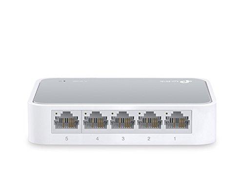 TP-Link TL-SF1005D デスクトップ スイッチ 5ポート