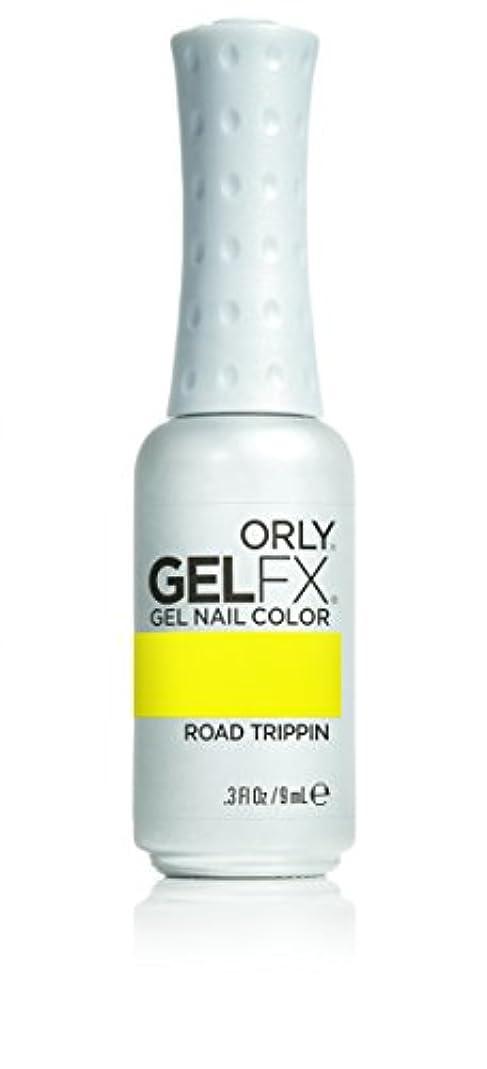 マイナー支援復活させるOrly GelFX Gel Polish - Road Trippin - 0.3oz/9ml