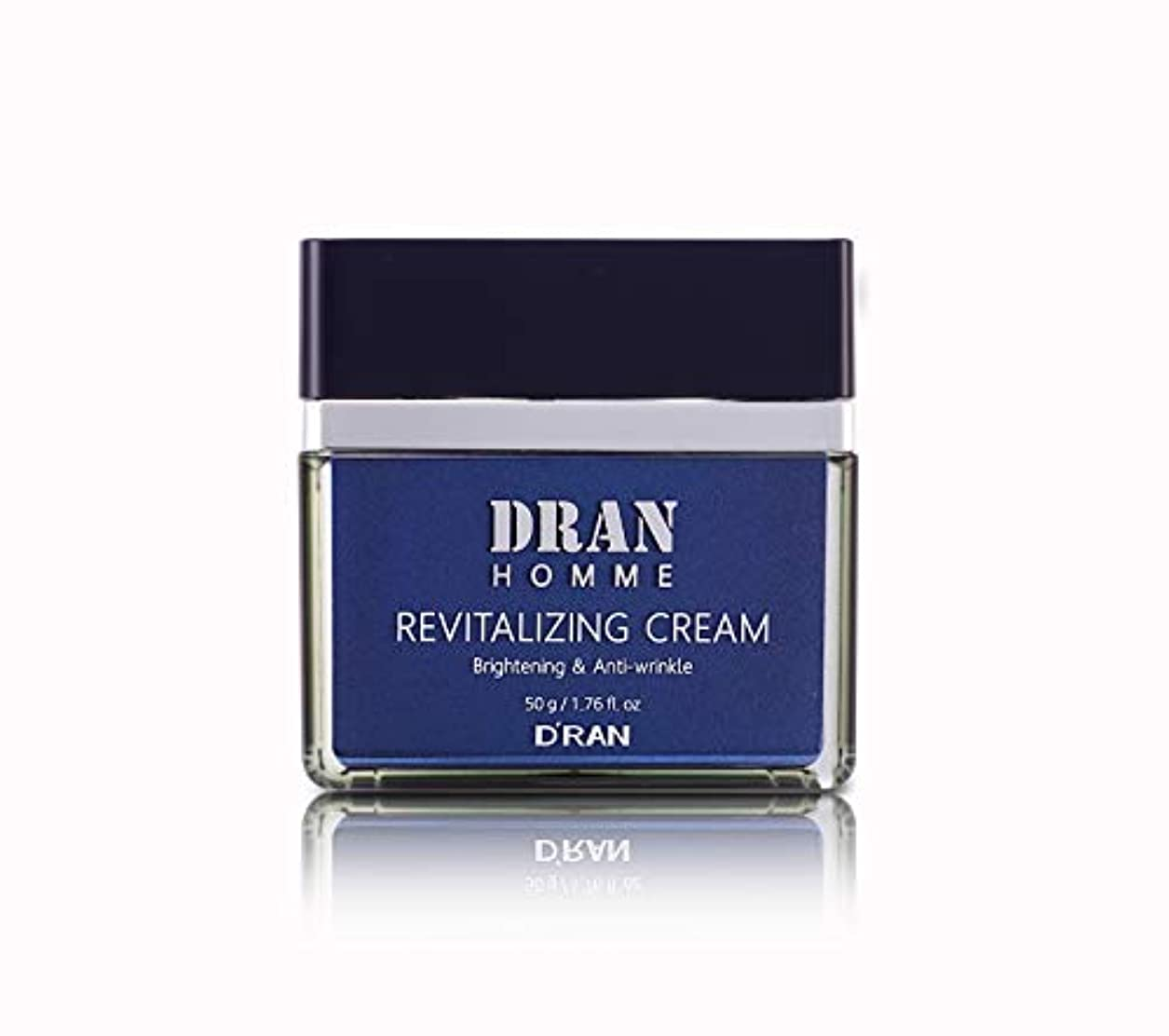 知るペルメルブレスNew Homme Revitalizing Cream