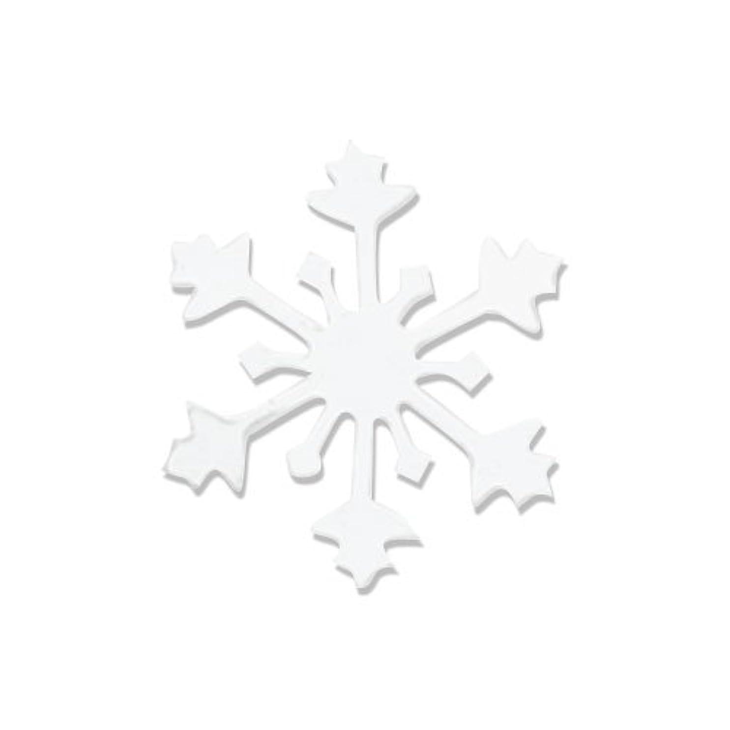 これら一時解雇するバルーンリトルプリティー ネイルアートパーツ スノークリスタル S ホワイト 10個