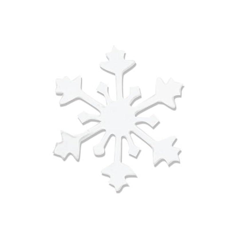 必要品種宿題をするリトルプリティー ネイルアートパーツ スノークリスタル S ホワイト 10個